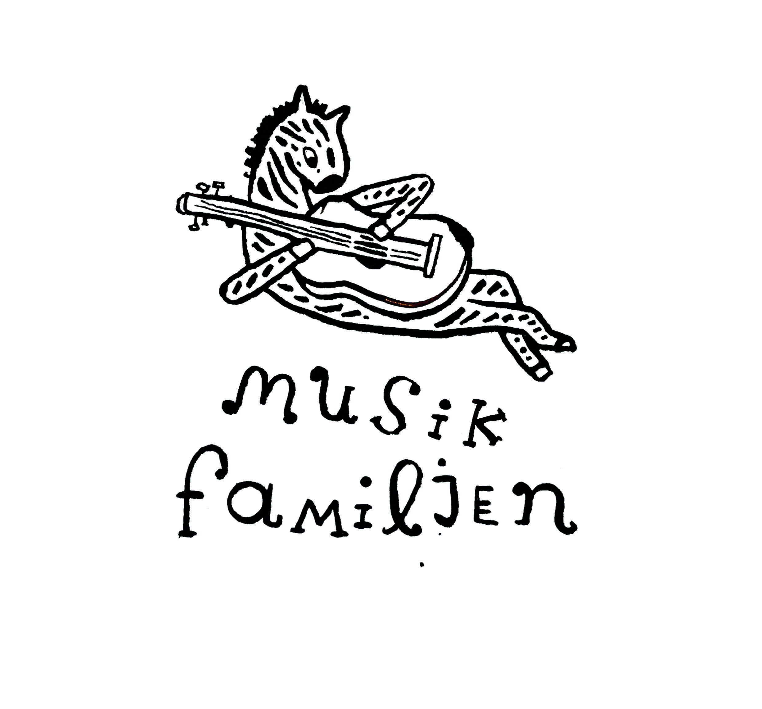 Music for kids: MUSIKFAMILJEN!!